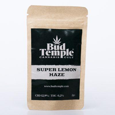 Super Lemon Haze Flores de Cannabis